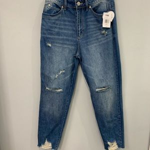 NWT YMI Jeans! Torn fabulous jeans!